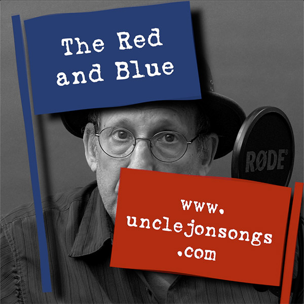 The Red and Blue by Uncle Jon